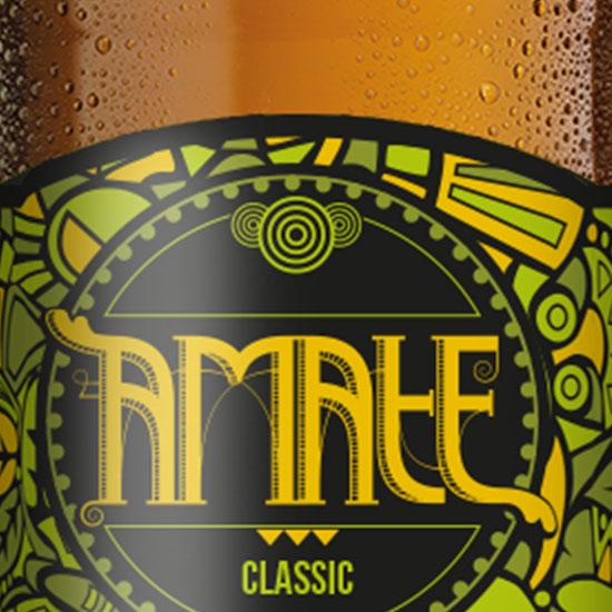 Branding Packaging Logo Illlustration Amate