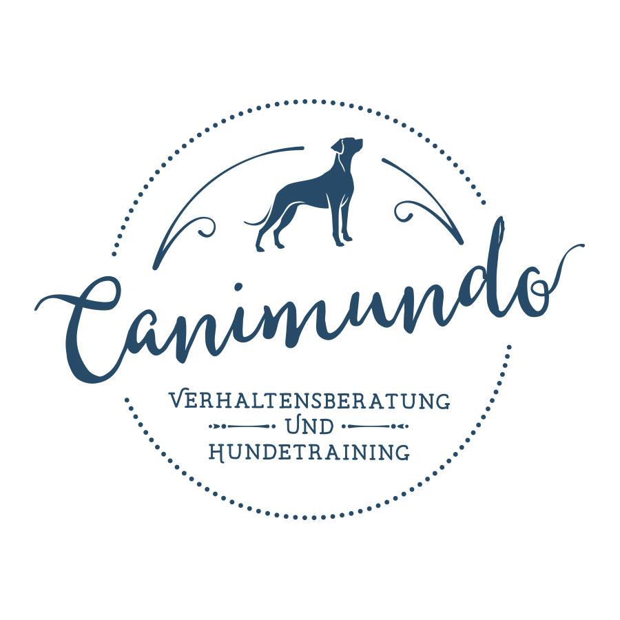 logo design gestaltung CD Branding canimundo