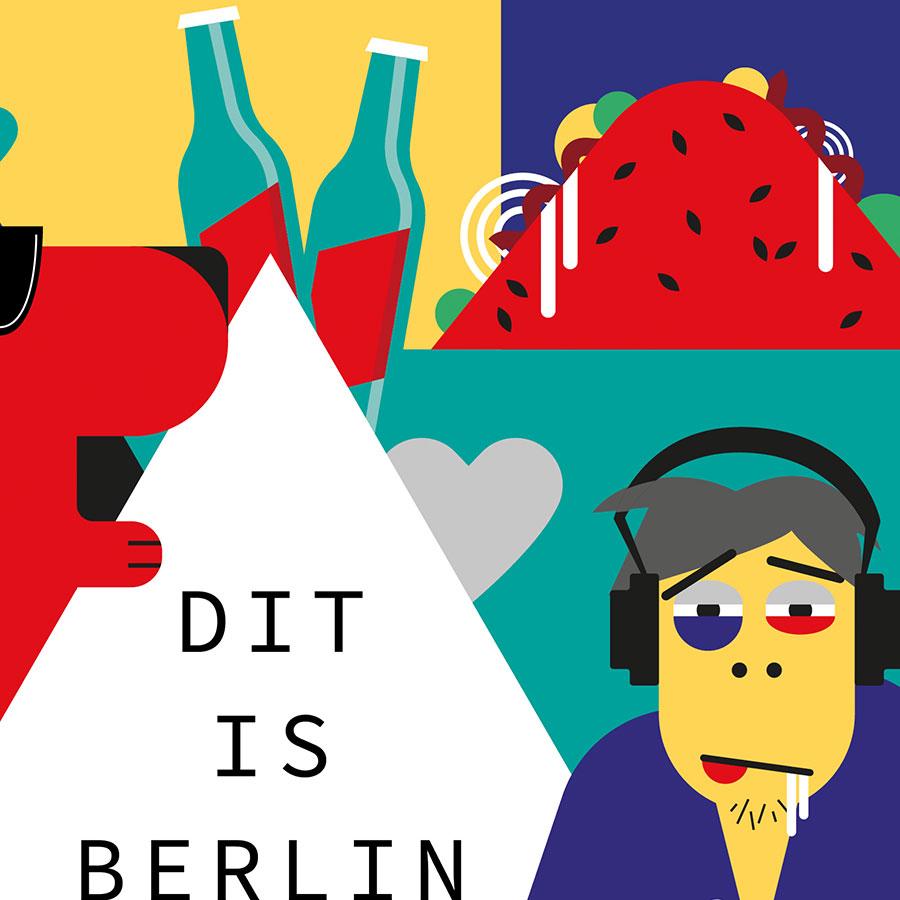 illustration berlin